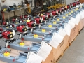 FCS rail band saw SRL 35 production 1