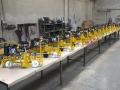 FCS rail grinding machine production 1