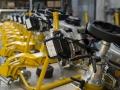 FCS rail grinding machine production