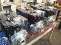 Producción motores