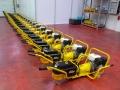 Producción clavadoras mecánicas IMC 1400