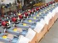 Producción sierras de cinta SRL 35