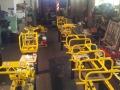 FCS Vossloh e-clip machine production
