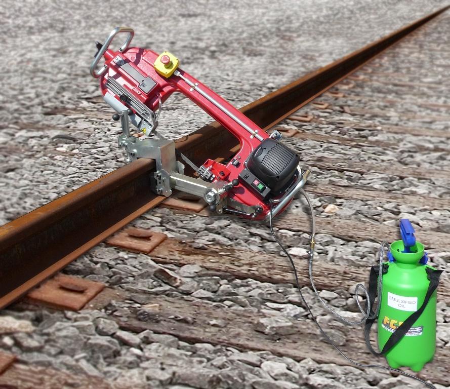 Rail band saw