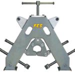 dispositivo allineamento rotaie - Rail aligner